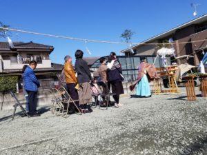 福山市地鎮祭