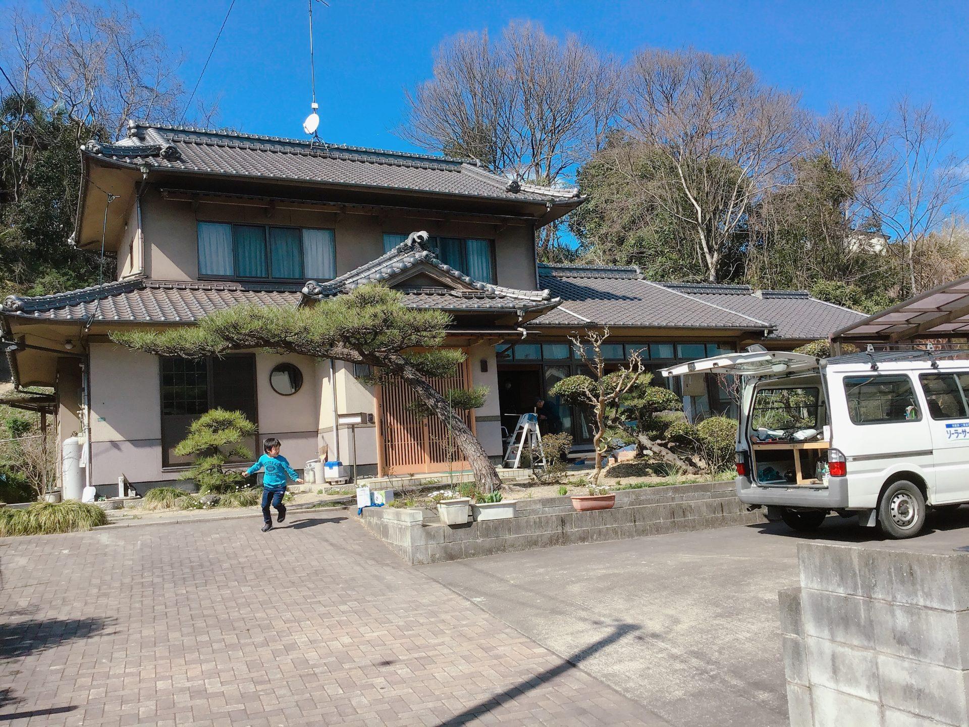 福山市リフォームキッチン