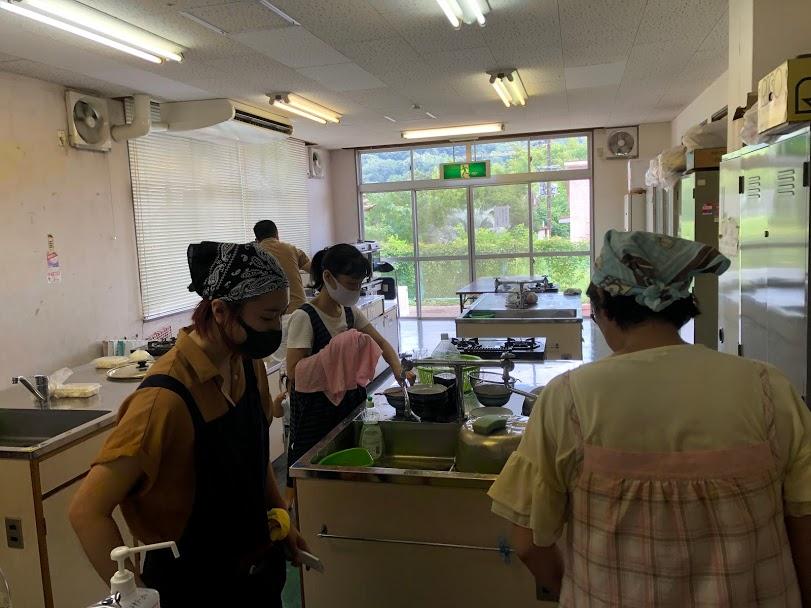 福山うどん教室