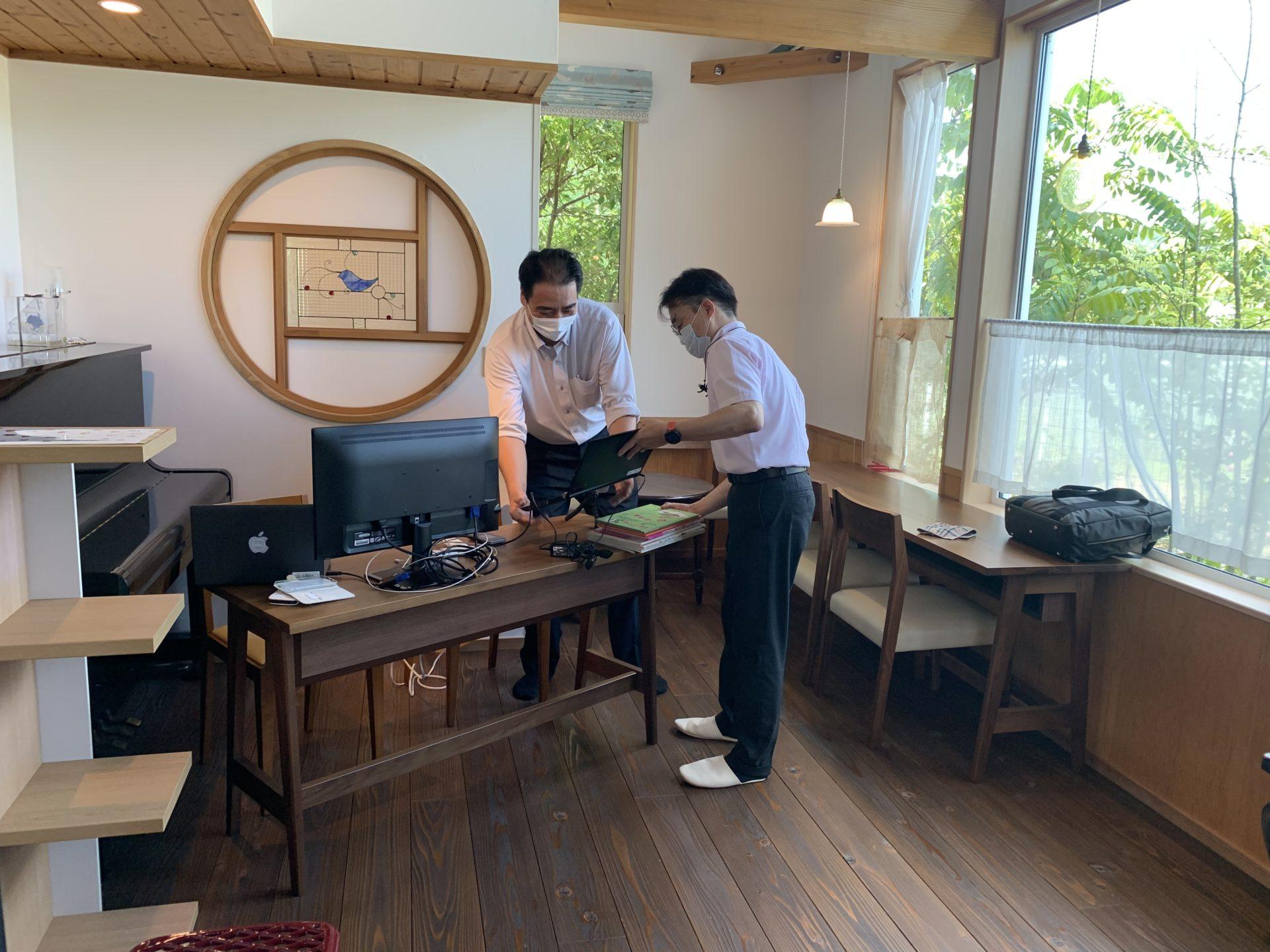 福山市自然素材健康住宅