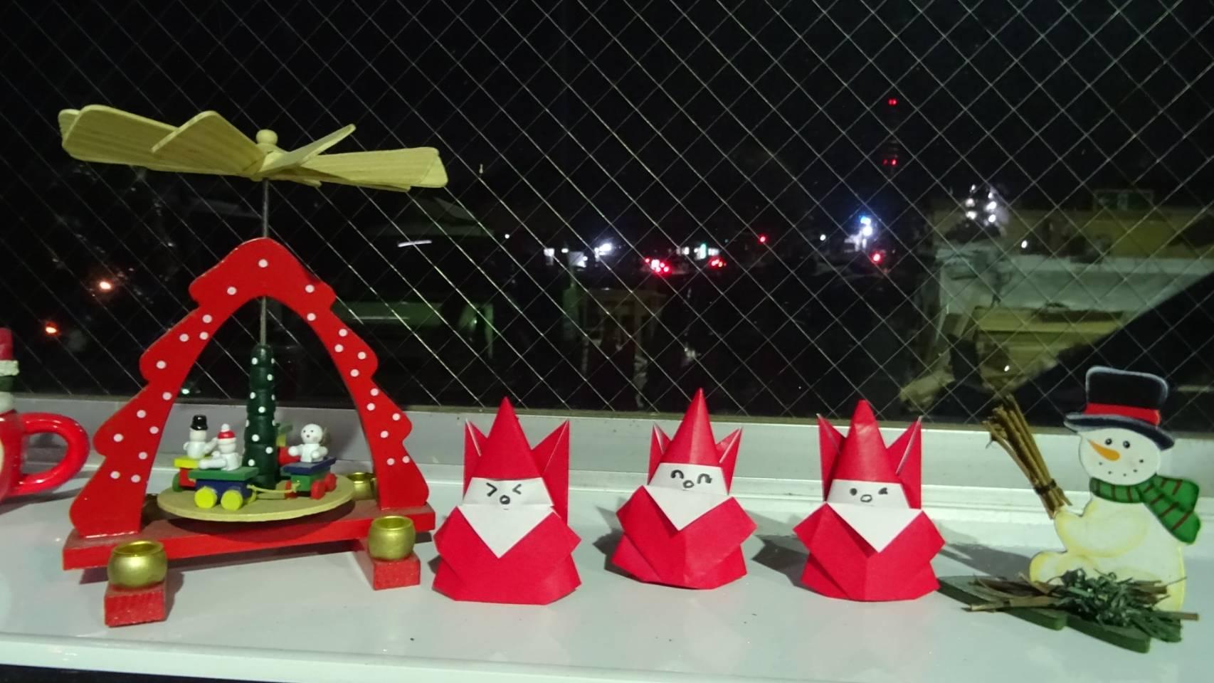 福山市工務店 クリスマス