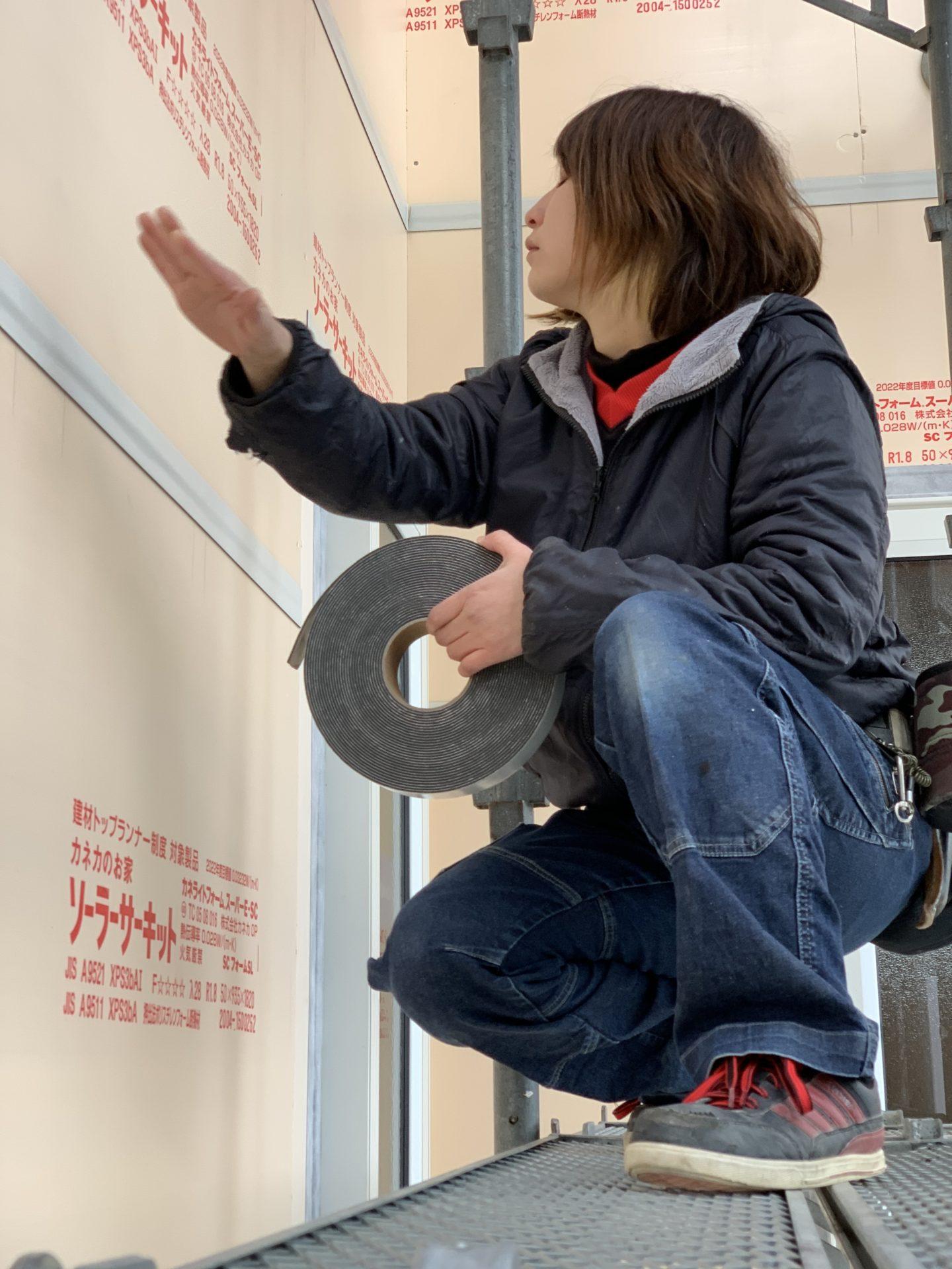 福山市新築構造見学会