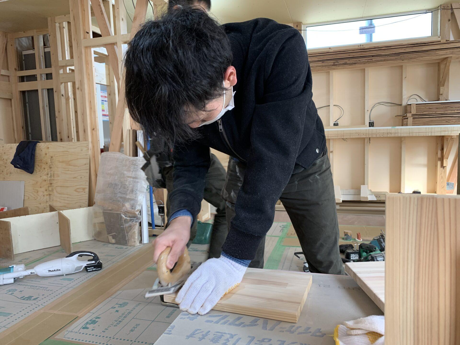 福山市工務店 DIYお手伝い