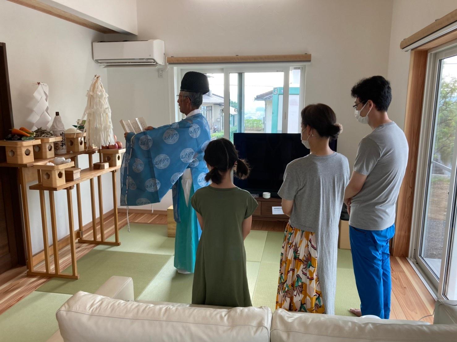 福山市で家族が笑顔になる家づくり